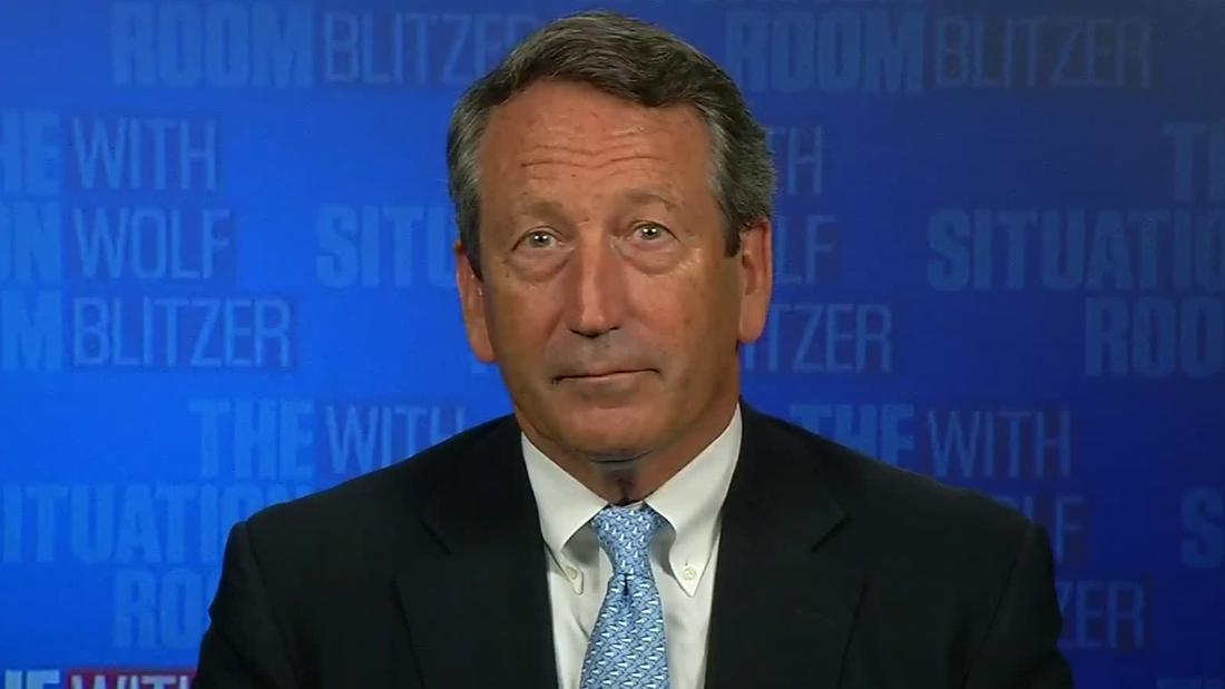 Heres what Sanford said about voting for Trump against a Democrat for 2020