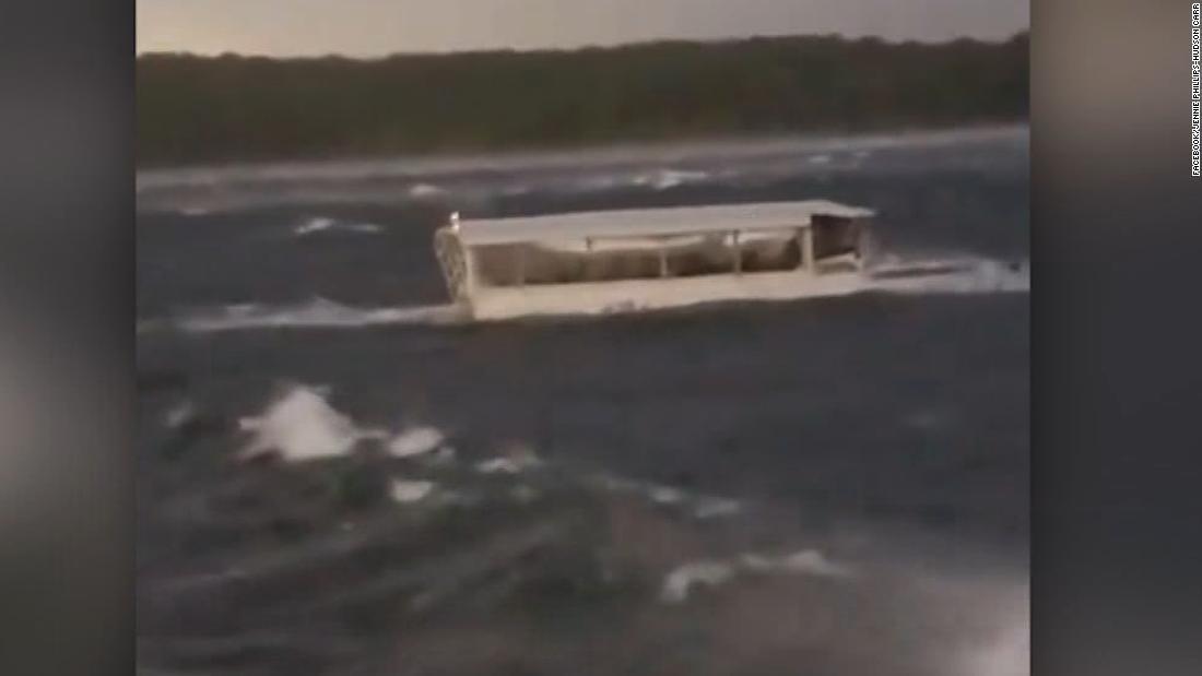 hannas boat trip video