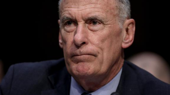 Director of National Intelligence Dan Coats in March 2018.