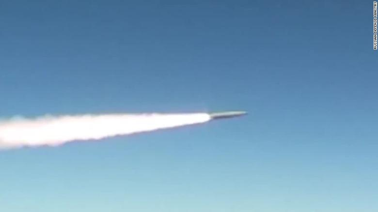 Russia releases video of new nuclear weapons