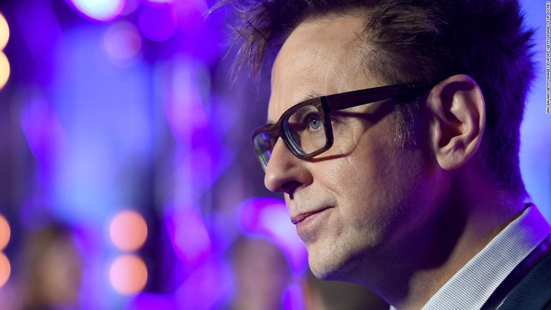 Director James Gunn fired from 'Guardians of the Galaxy 3'