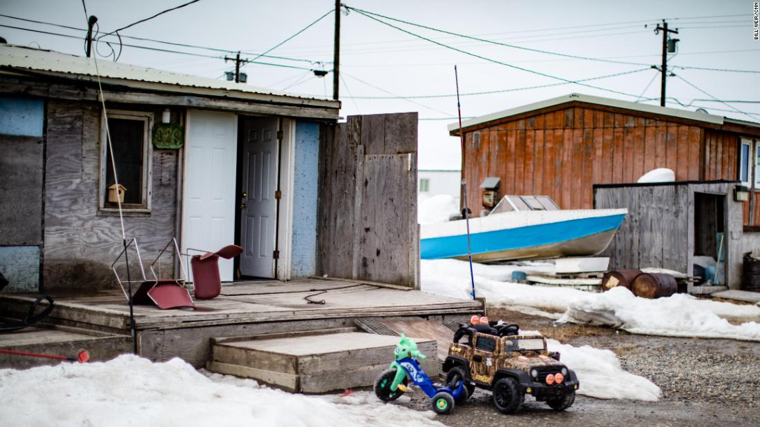 Many who live in the tough environment of Kaktovik would like to see more development.