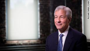 JPMorgan CEO: Trade war could reverse economic growth
