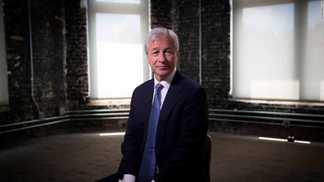 Consumers are still spending, says JPMorgan Chase CEO Jamie Dimon