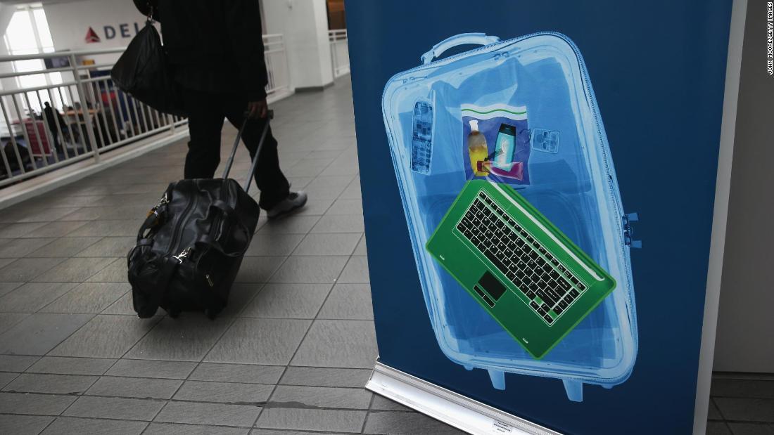 Previously undisclosed TSA program tracks unsuspecting passengers