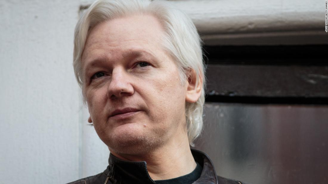 Assange 'considering' testifying before US Senate Intelligence Committee