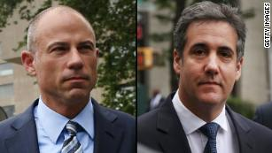 Stormy Daniels' lawyer wanted to discuss settlement with Michael Cohen