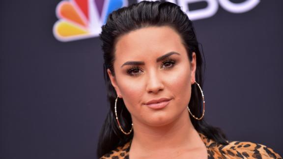 Singer/songwriter Demi Lovato attends the 2018 Billboard Music Awards 2018 at the MGM Grand Resort International on May 20, 2018, in Las Vegas, Nevada (Photo by LISA O