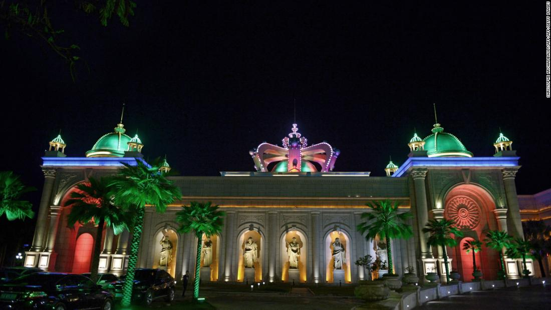 Asian organized crime doubles down on casinos