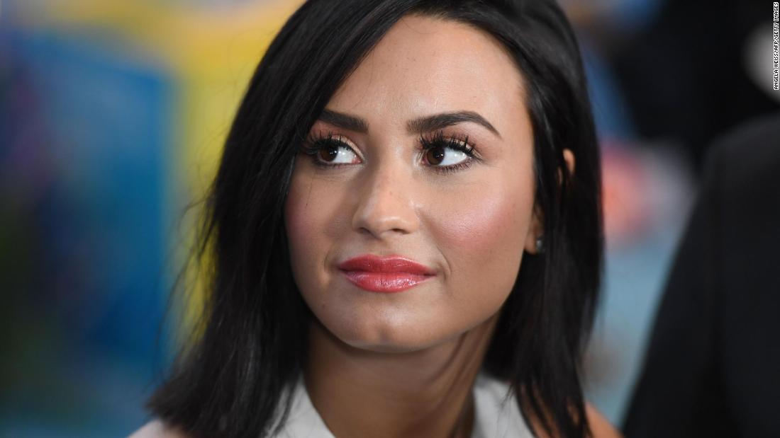Demi Lovato is done editing her bathing suit pics