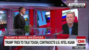 Ex-CIA Official: I wish Trump would send all caps tweet to Putin
