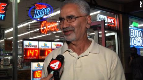 Store owner gets $1M for selling winning ticket