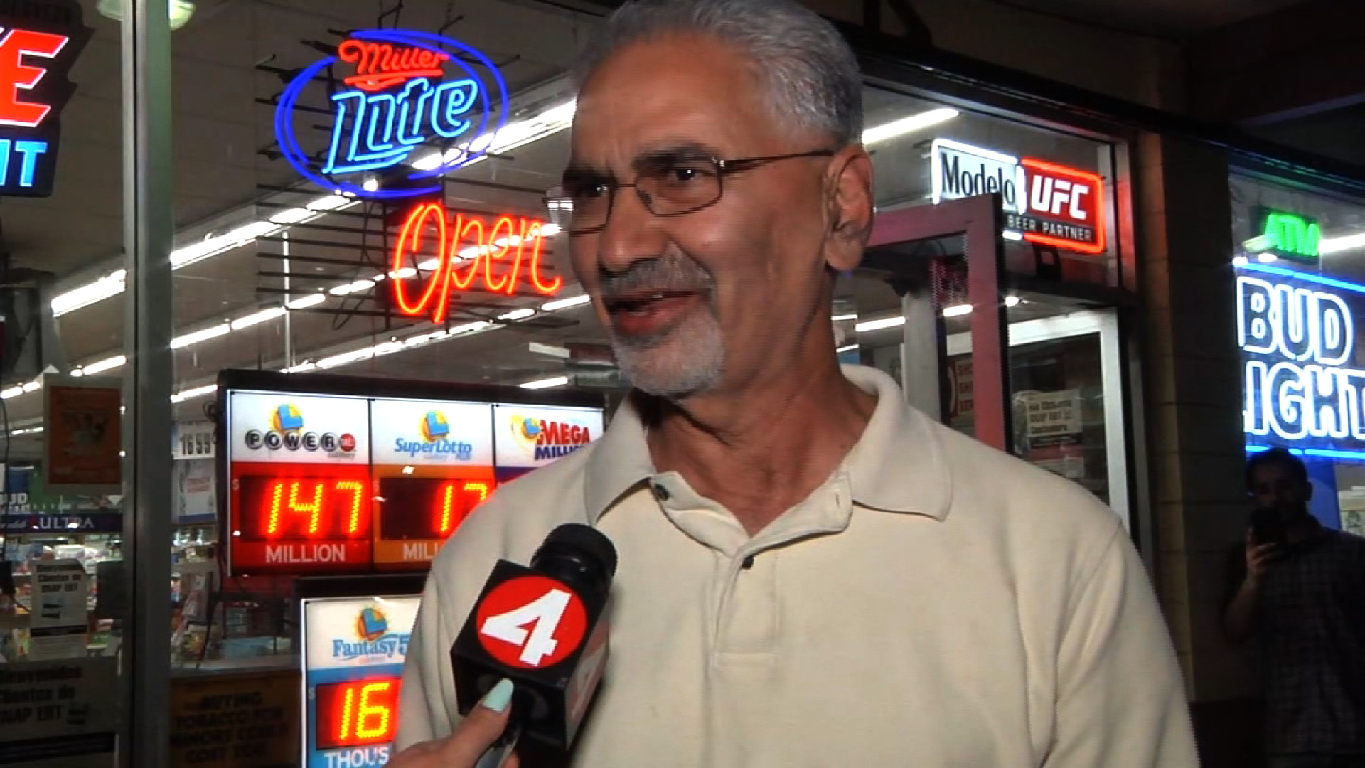 Store owner gets $1M for selling winning ticket - CNN Video