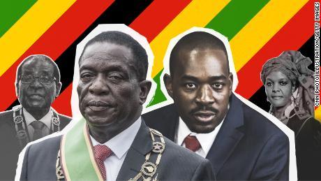 Ghost of Mugabe looms over Zimbabwe election