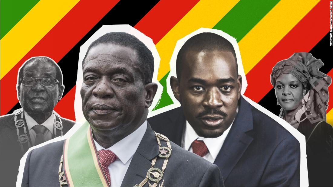 shadow of mugabe looms over zimbabwe election cnn