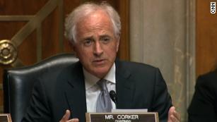 Corker: President's actions create distrust