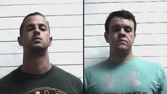 John Galman and Spencer Sutton were both arrested.