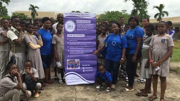 Survivors' Network raises awareness in schools.