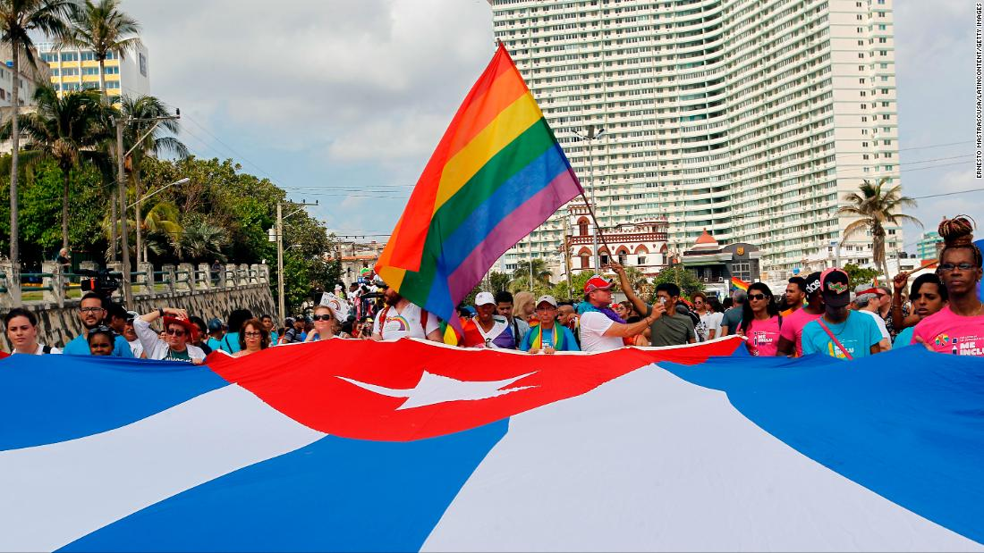 Cuba's new draft constitution could pave way for same-sex marriage