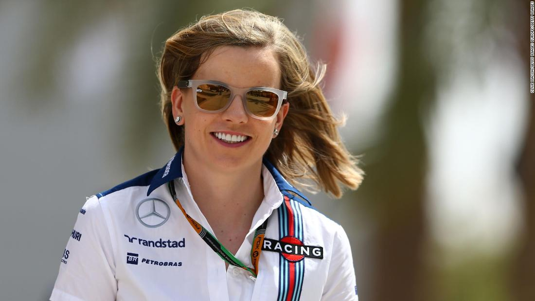 Susie Wolff joined Williams as a development driver in 2012 and two years later, at the British Grand Prix, became the first women since Giovanna Amati in 1992 to be involved in a Formula One race weekend.