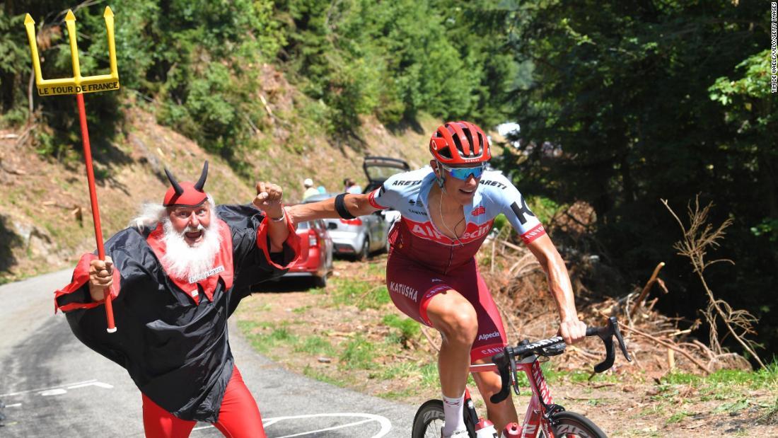 The worst Tour de France crashes in recent memory - BikeRadar