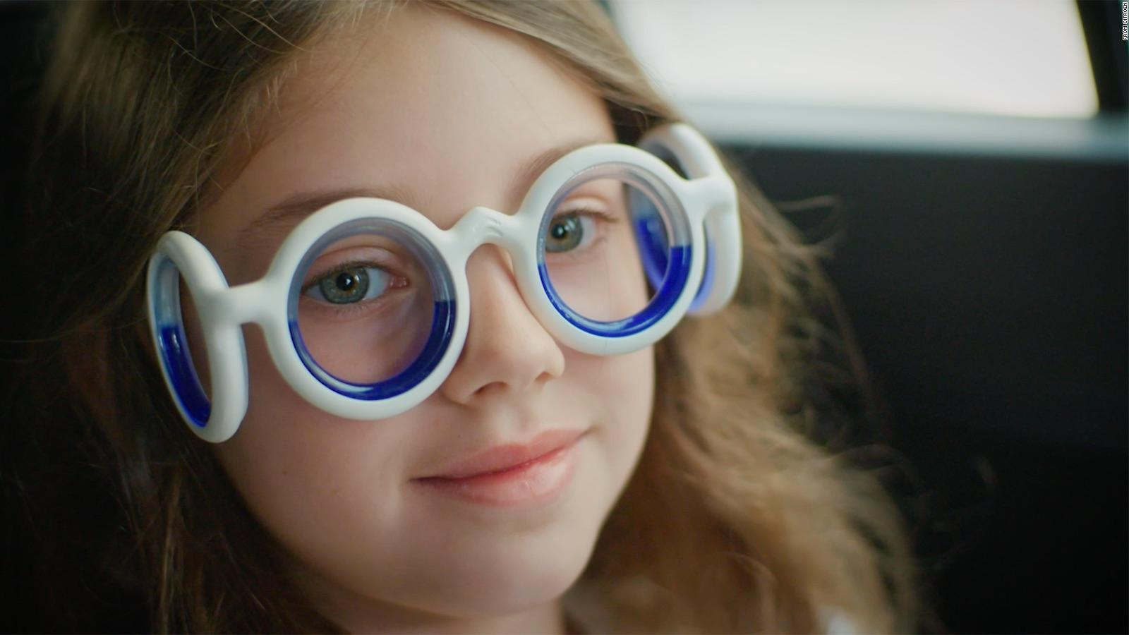 Glasses for motion sickness? Citroen's Seetroen brand may
