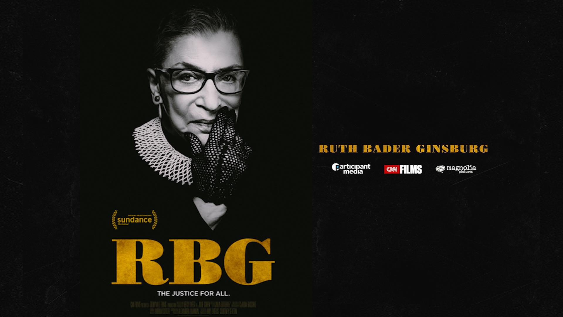 CNN Films: 'RBG' sneak peek - CNN Video