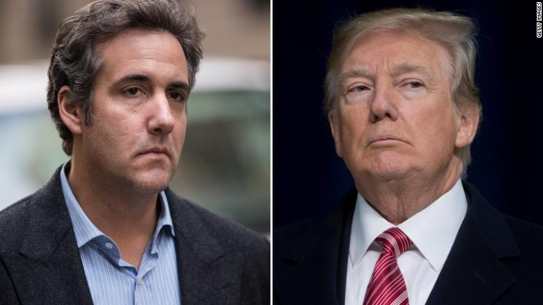 Image result for Cohen claims Trump knew in advance of 2016 Trump Tower meeting