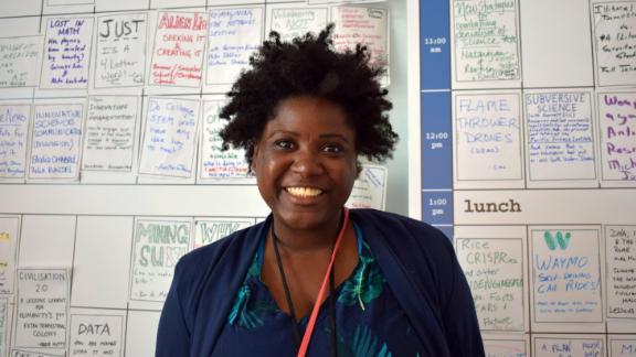 Elizabeth Wayne, biomedical engineer