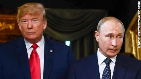 Trump's Putin problem seizes the spotlight in a time of turmoil