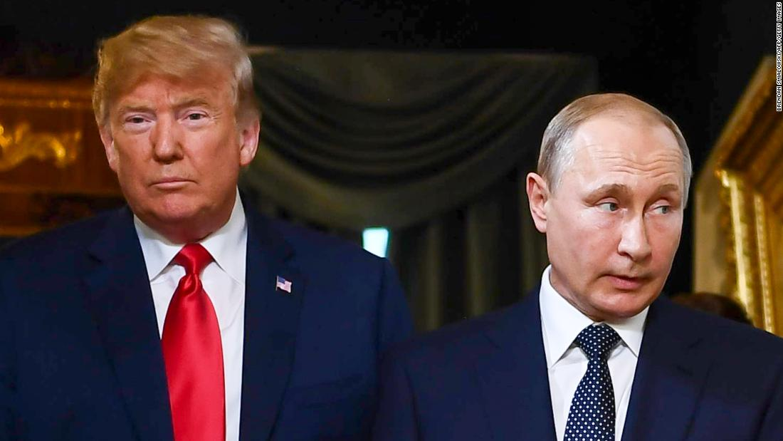 Putin must be smiling as he watches Trump carry out his agenda