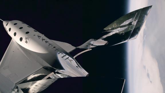 Virgin Galactic test flight July 26, 2018