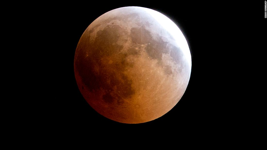 blood moon july 2018 energy - photo #36