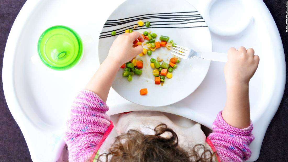 "Instead of pressuring your child, continue to cook meals that you enjoy and include one or two items the child likes. ""But don't cater to them and limit the menu to only things the child readily accepts,"" warns Satter. ""And don't force them to eat. Let your child choose what and how much to eat of what you put on the table."""