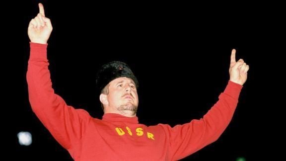 Nikolai Volkoff, WWF's villainous Russian wrestler, died on Sunday, July 29. He was 70.