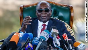 Tributes -- and also fierce criticism -- pour in after death of Robert Mugabe