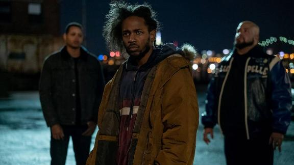 """Kendrick Lamar portrays a homeless drug addict on episode during season 5 of """"Power."""""""