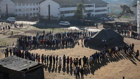…as Zimbabweans vote in first Mugabe-free election