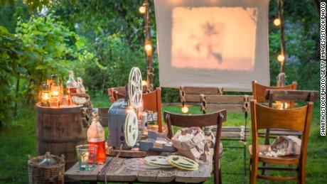 The Best Affordable Outdoor Projectors To Shop Right Now Cnn