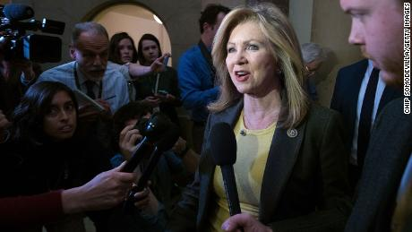 Outside group cites Senate Ethics Committee reprimand on Larry Craig to demand investigation of Blackburn