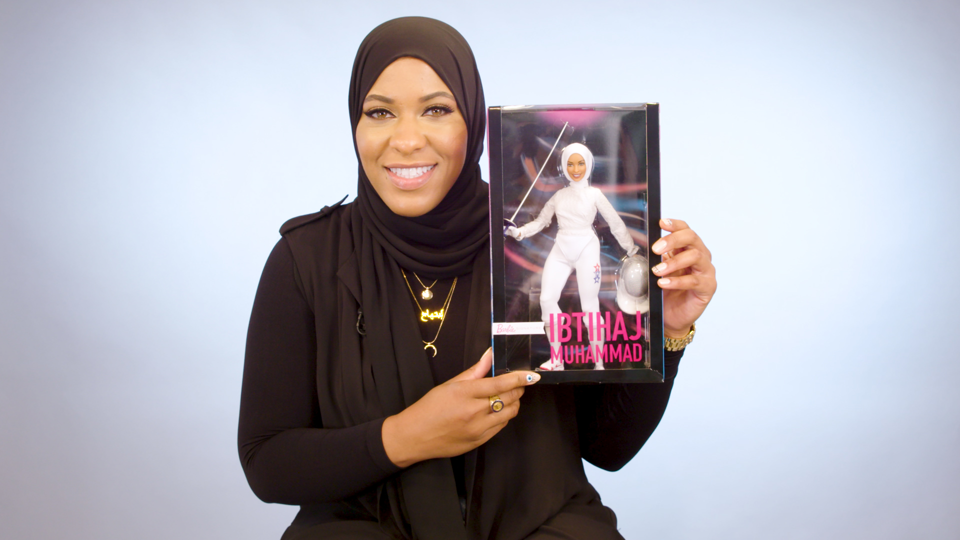 Barbie Ibtihaj Muhammad Doll