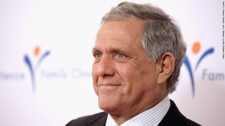 Les Moonves Leaves Cbs Amid Allegations