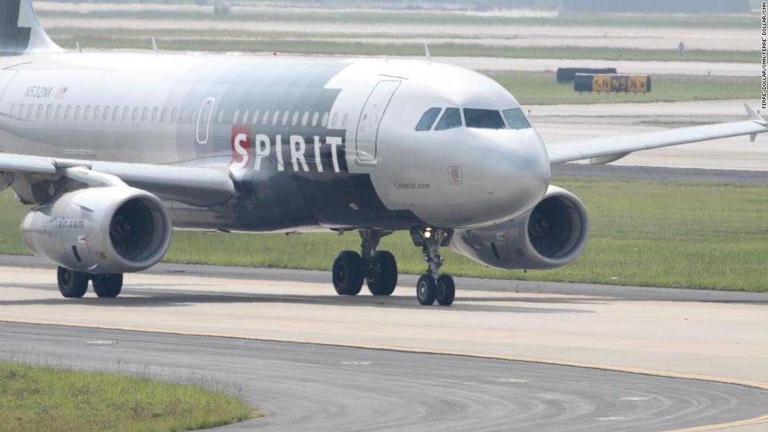 Two Spirit Airlines agents injured, one hospitalized following carry-on dispute with passengers