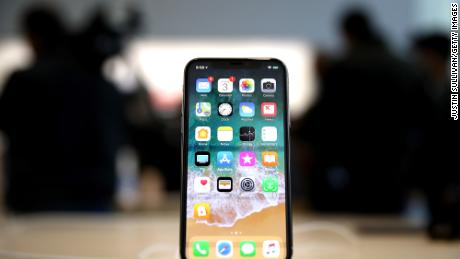 Le Iphone X In