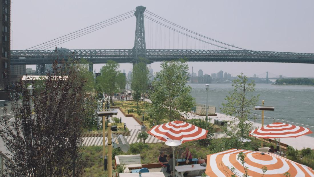 The best New York park you don't know about