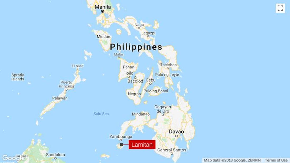 Car bomb kills at least 10 in Philippines - CNN