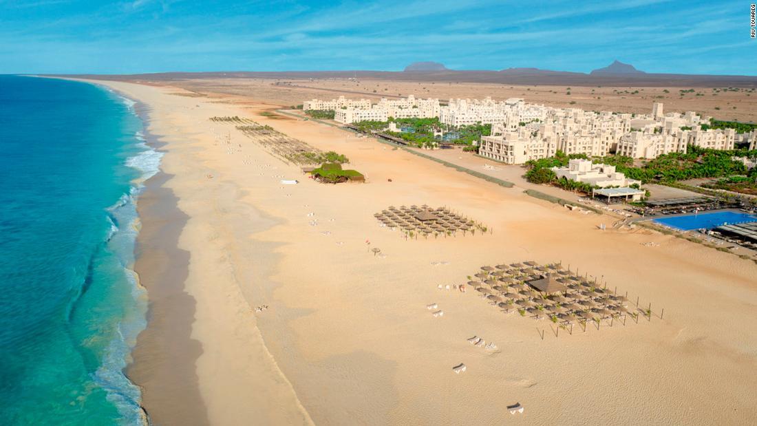 Cape Verde: Gorgeous Atlantic Beaches And Friendly