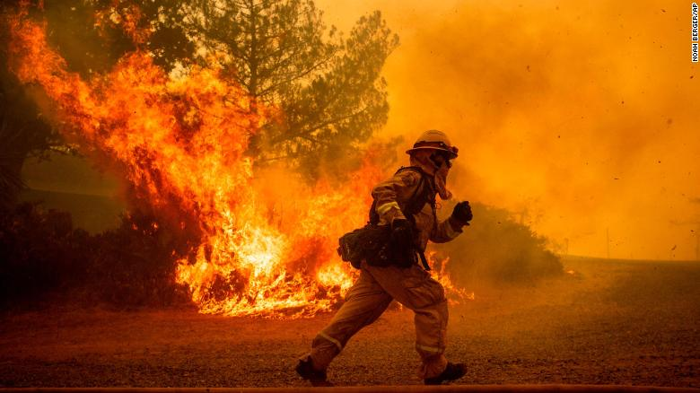 California Fire Explodes In Size Is Now Largest In State History Cnn