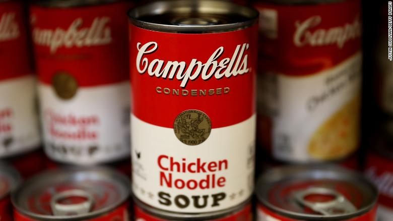 campbell soup reaches agreement in proxy fight cnn