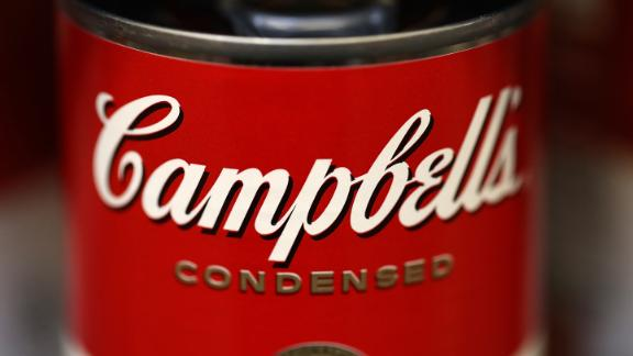 The battle over Campbell Soup is heating up. Photo by Justin Sullivan/Getty Images